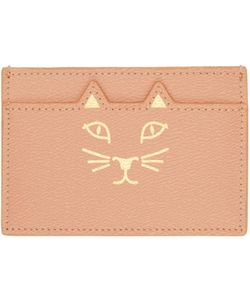 Charlotte Olympia | Feline Card Holder