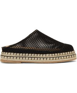 FLAMINGO'S | Flamingos Mesh Gumbo Slip-On Espadrilles