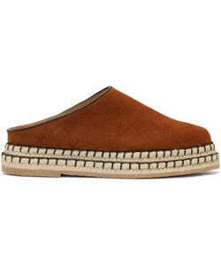FLAMINGO'S | Flamingos Suede Gumbo Slip-On Espadrilles