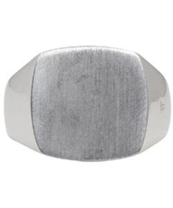 TOM WOOD | Cushion Satin Ring