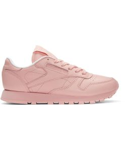 Reebok Classics | Classic Leather Pastels Sneakers