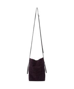 Ann Demeulemeester | Suede Shoulder Bag