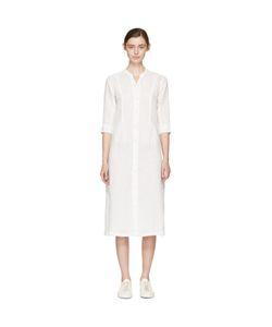 Blue Blue Japan | Linen Shirt Dress