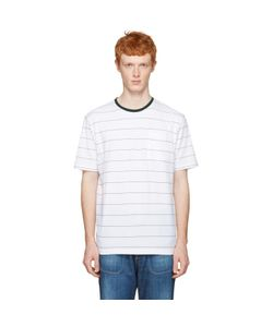 Ami Alexandre Mattiussi | And Striped T-Shirt