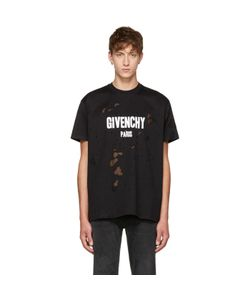 Givenchy | Distressed Logo T-Shirt