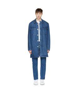 Sunnei | Denim Long Pocket Jacket
