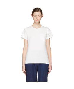 Blue Blue Japan | Crewneck Pocket T-Shirt