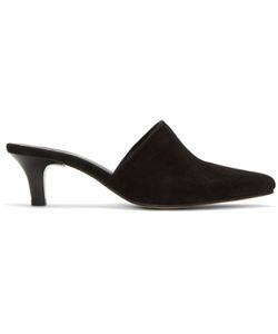 Maryam Nassir Zadeh | Suede Andrea Mules