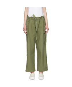 CHIMALA   Drawstring Cargo Pants