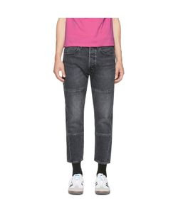 Levi's® | Pieced Drop Crop Jeans