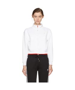 Adidas By Stella  Mccartney | Cropped Barricade Climalite Tennis Jacket