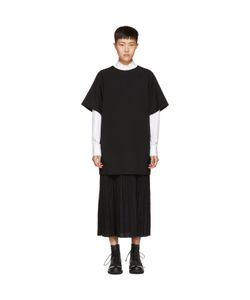 Ys | Long K-Bottom Pleats Dress