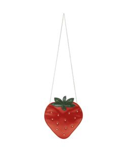 Charlotte Olympia | Strawberry Pouch