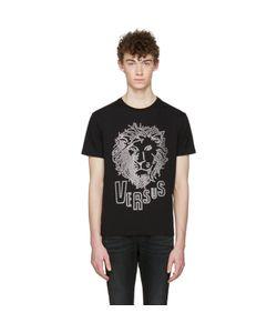 Versus | Eyelet Lion T-Shirt