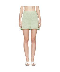 ECKHAUS LATTA | Knit Shorts