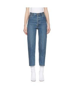 VETEMENTS | Levis Edition Classic High Waist Jeans