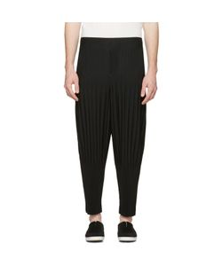 HOMME PLISSE ISSEY MIYAKE | Homme Plissé Issey Miyake Two-Type Pleated Trousers