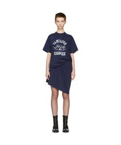 Junya Watanabe   Ruched T-Shirt Dress