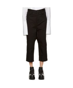 Ys | U-Gusset Drop Trousers