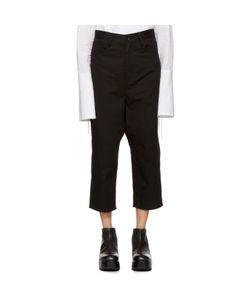 Y'S | U-Gusset Drop Trousers