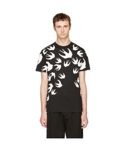 Mcq Alexander Mcqueen | And Swallows T-Shirt