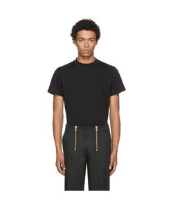 Helmut Lang | Skinny Tall Military T-Shirt