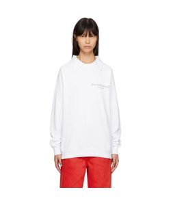 GOSHA RUBCHINSKIY | Long Sleeve Logo Polo