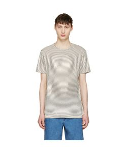 A.P.C. | A.P.C. Striped Paul T-Shirt