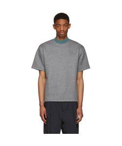 Kolor | Mock Neck T-Shirt