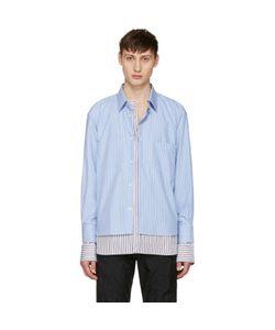 VETEMENTS   Comme Des Garçons Edition Double Stitched Shirt