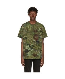 Givenchy | Camo Money T-Shirt