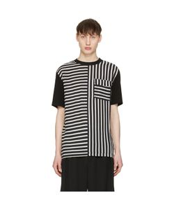 Mcq Alexander Mcqueen | Striped River T-Shirt