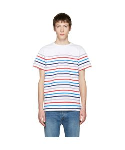A.P.C. | Striped Regular T-Shirt