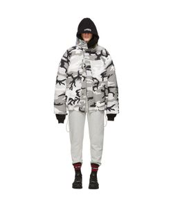 VETEMENTS | Camouflage Canada Goose Edition Parka