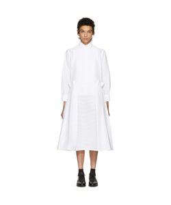 Roberts Wood | Pleated Apron Dress