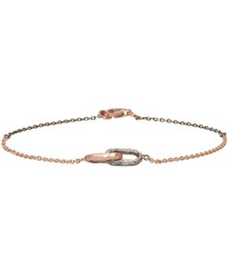 PEARLS BEFORE SWINE | And Rose Double Link Bracelet