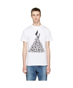 Mcq Alexander Mcqueen | Bunny Flag T-Shirt