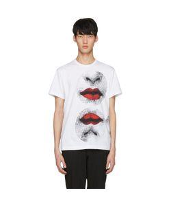 COMME DES GARCONS HOMME PLUS | Comme Des Garçons Homme Plus Lips T-Shirt