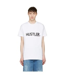 HOOD BY AIR | Hustler T-Shirt