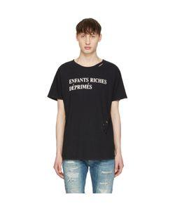 ENFANTS RICHES DEPRIMES | Enfants Riches Déprimés Classic Logo T-Shirt