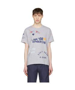 Kenzo | Valentines Text T-Shirt