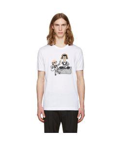 Dolce & Gabbana | Dolce And Gabbana Designers Dj T-Shirt
