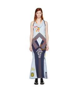 Junya Watanabe   Patchwork Print Mix Dress
