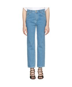 Chloe | Chloé Scalloped Jeans