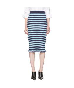 Altuzarra | Striped Bloomfield Skirt