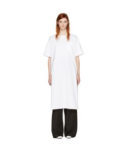 Hyke   Pocket T-Shirt Dress
