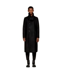 THE VIRIDI-ANNE | Overlap Button Coat