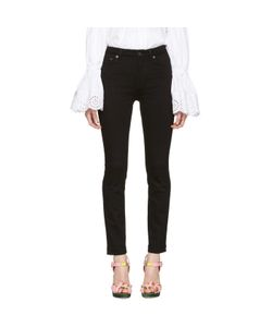 Dolce & Gabbana | Dolce And Gabbana High-Waisted Skinny Jeans