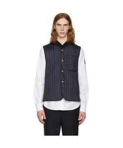 Moncler Gamme Bleu | Quilted Down Vest