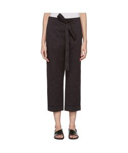 Sara Lanzi | Satin Trousers